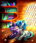 Writing a story MLP