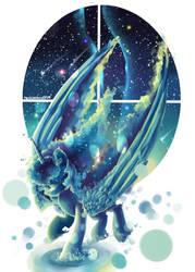Luna by AquaGalaxy