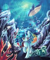 Aqua Wish by AquaGalaxy
