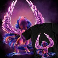 Twilight Design T-shirt thingy by AquaGalaxy