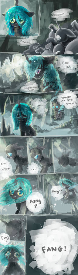 MLP comic IATQ part 1