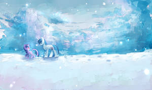 MLP: do  you want to build a snowpony? by AquaGalaxy