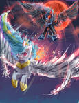 MLP : battle of the sisters