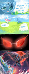 MLP comic: Tag you're it by AquaGalaxy