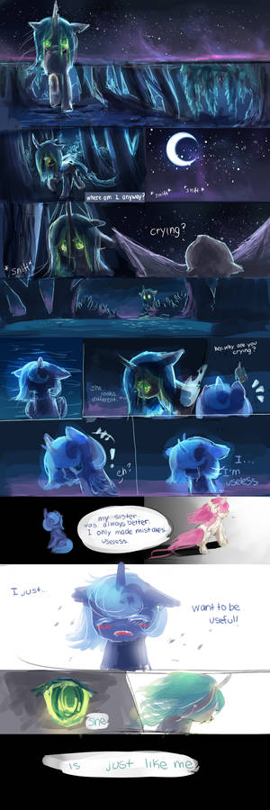 mlp comic IATQ : part 4