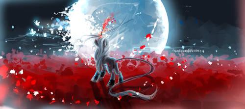 MLP G: Crimson dancer by AquaGalaxy