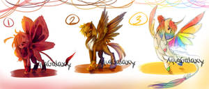 Adopts MLP auction ClOSED by AquaGalaxy
