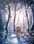 MLP: Fluttershy Winter