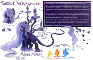 Soul Whisperer by AquaGalaxy