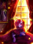 MLP G: Dawnfire by AquaGalaxy