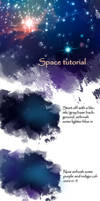 Space Tutorial by AquaGalaxy