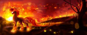 MLP C: flames