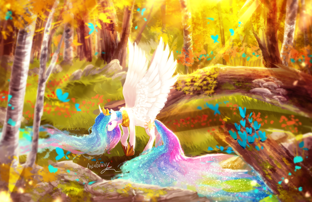 MLP: Dream by AquaGalaxy