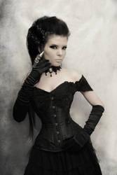 Beautiful Lace Corset by Wyxina