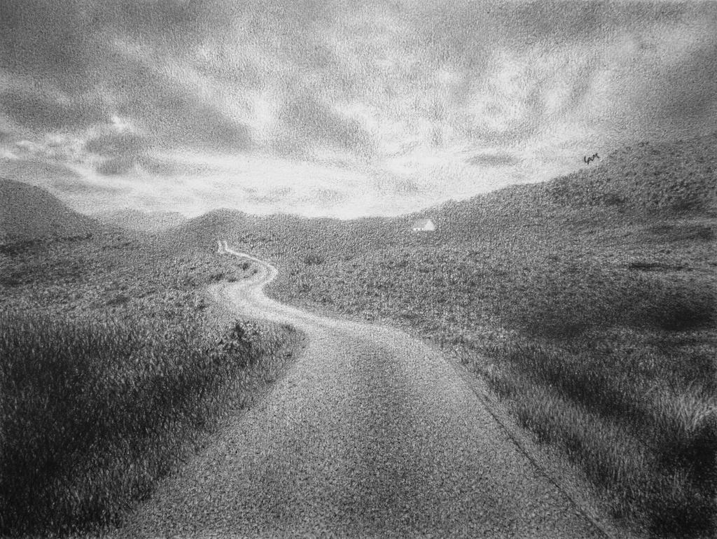 Long Road Home by Lmomjian