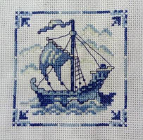 Stitching Pirates: Any One Colour Contest by DragonChaser123