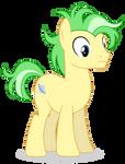 Unnamed Earth Stallion #1 Vector
