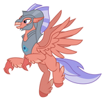 Unnamed Male Hippogriff
