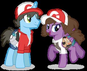 Ponymon: Lets Go! by DragonChaser123