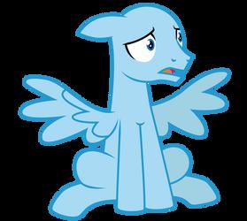 Worried Stallion Base by DragonChaser123