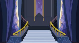 Background: Castle Lobby