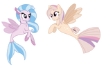 Commission: Solar And Silverstream