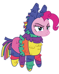 Pinata Pinkie Pie