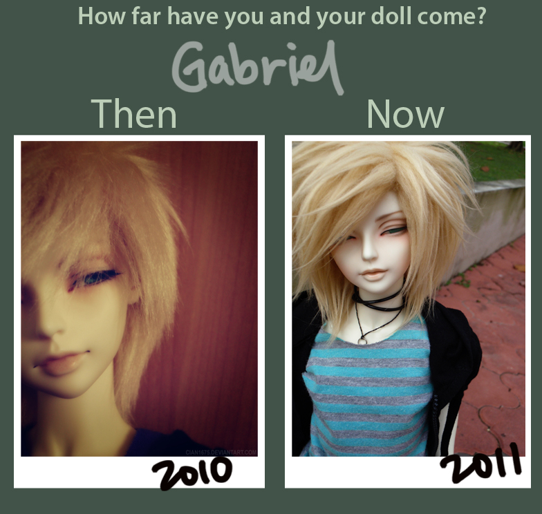Doll update meme by cian1675