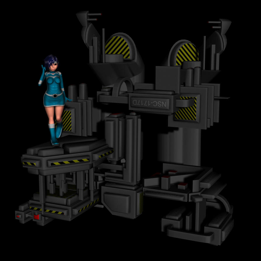 Greebles for everyone by Lord-Crios
