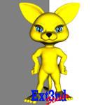 Neko yellow
