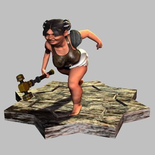 V4 Dwarf by Lord-Crios