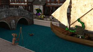 Venethia 2 - The merchant of Venethia