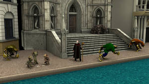 Venethia 3 - The church