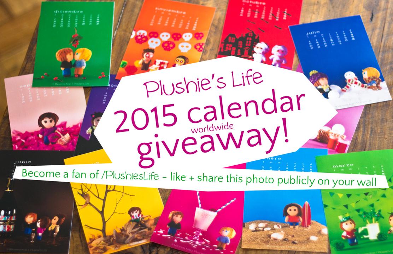 Plushies Life Facebook Giveaway! by Sei-ka