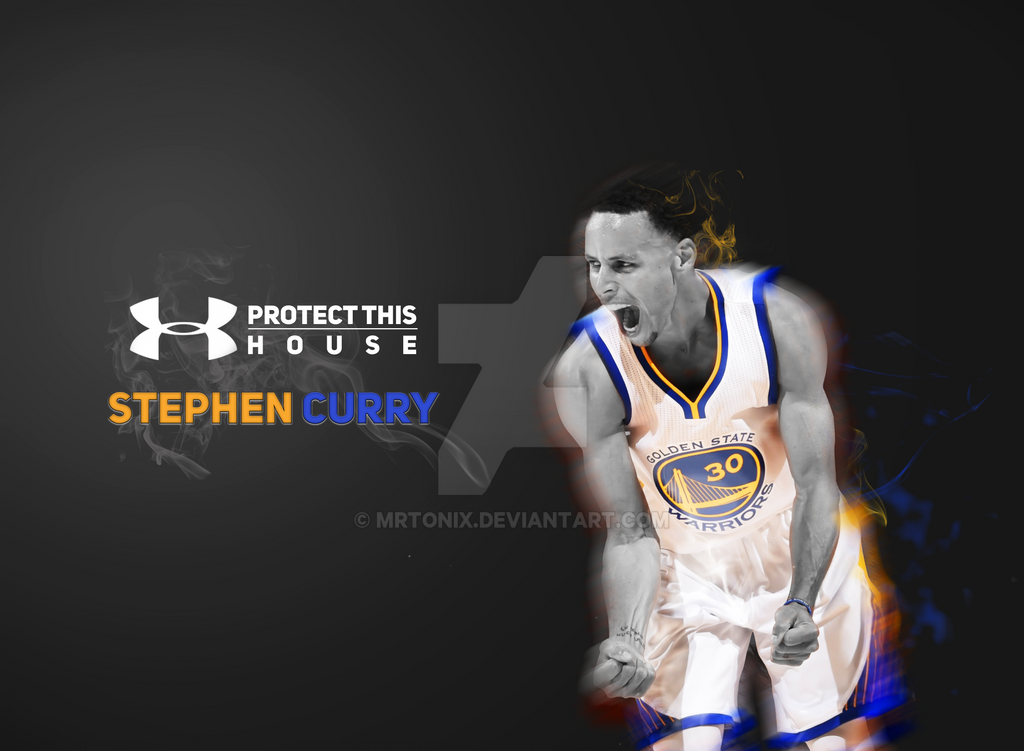 Stephan Curry by MrTonix