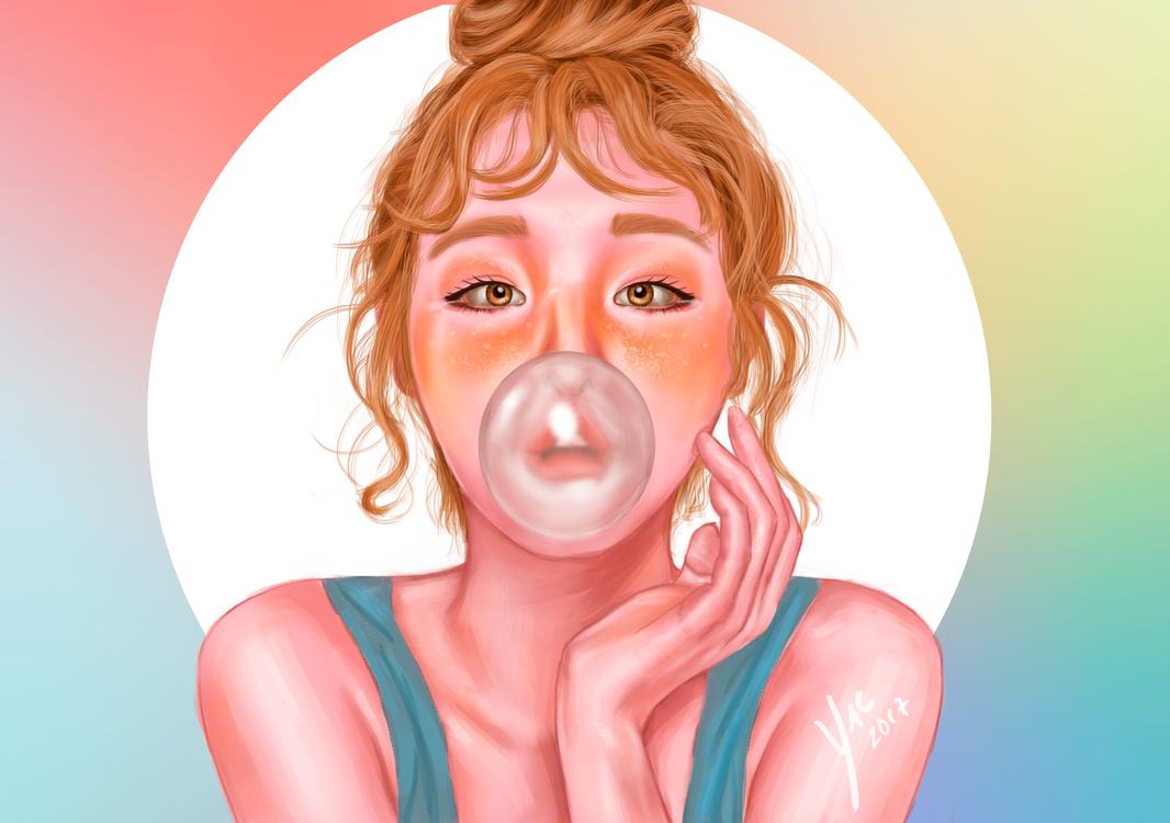 Bubblegum by Adayse
