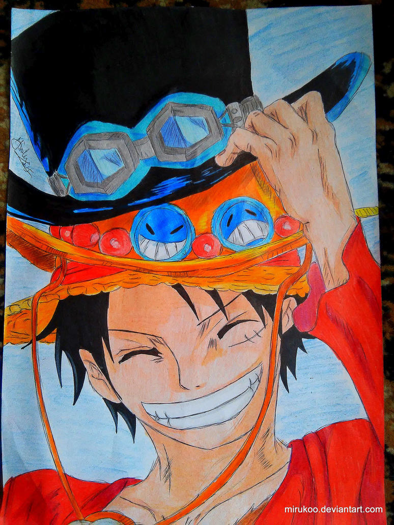 Luffy by Mirukoo