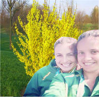 Selfie Photoshop by reedgriffith