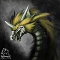 happy birthday  Lena-Lucia-dragon