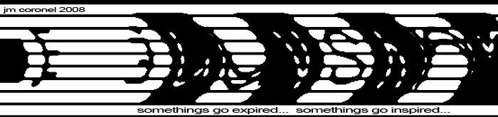 Expire, Inspire. by jmecor64