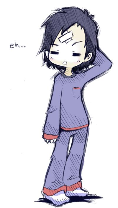 oh shi- pajamas by Parororo
