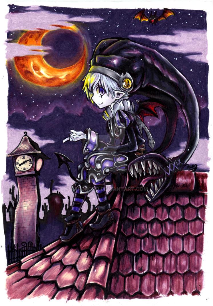 Salem Commission by Parororo