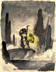Murky Waters by Parororo