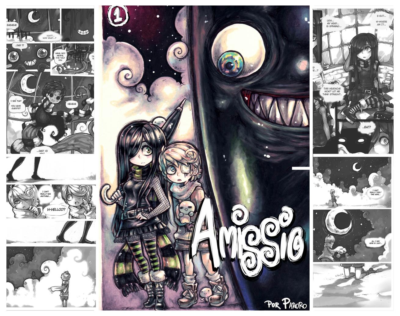 Chapter 01 - Amissio by Parororo