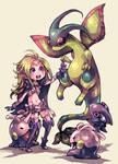 Nowi + Dragons