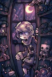 Dream of Toys by Parororo
