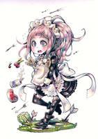 Felicia - Fire Emblem fates by Parororo