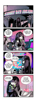 The Crawling City - 13 Sunny Day Arcade part 1