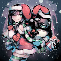 The Crawling City - Christmas Time