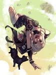 Gravity Rush - Kat